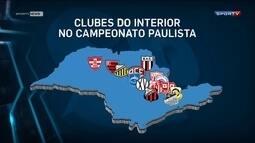 Times pequenos dispostos a desbancar os grandes no Campeonato Paulista