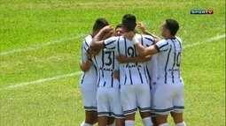 Os gols de Paulista 1x4 Bragantino pela Série A2 do Campeonato Paulista