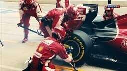 Aumentando o giro: pneus dão dor de cabeça na F1 e António Félix vem para a Stock Car