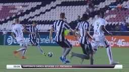De volta a Série A do Brasileirão, Botafogo segue 100% no Cariocão