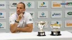 Duas vezes campeão no Aberto da Austrália, Bruno Soares fala sobre as conquistas