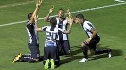 Os gols de Ponte Preta 0 x 2 Santos pela 2ª rodada do Paulistão 2016