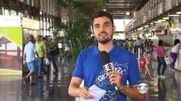 Rodoviária de BH espera que 180 mil pessoas passem pelo terminal durante o carnaval