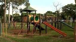 Criança continua internada em hospital após acidente em brinquedo em Rio Preto