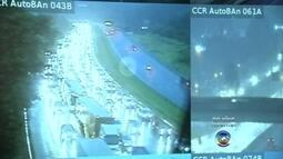 Pelas rodovias da região devem passar quase um milhão de veí