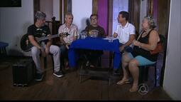 JPB2JP: Cafuçus já se concentram na Praça Dom Adauto