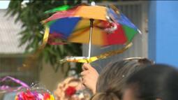 Crianças de Campina Grande relembram as antigas folias de Carnaval