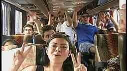 Foliões de Uberaba e Ituiutaba optam por viagens para aproveitar festas de carnaval