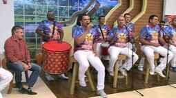 Sala Musical: Samba de primeira com a Confraria Bode do Karuá