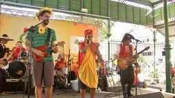 Confira a programação do Carnaval de Fortaleza para este sábado