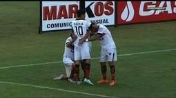 Itumbiara 1x3 Atlético-GO: veja os gols da partida