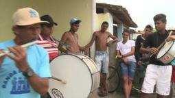 Confira os preparativos para a Festa de Momo na Zona Rural de Penedo