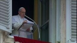 Papa pede ao mundo ajuda para refugiados sírios
