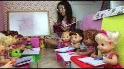 Irmãs de 9 e 4 anos do DF reúnem 181 mil seguidores na web