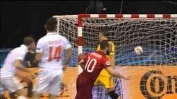 Português do Futsal marca gol incrível na Eurocopa