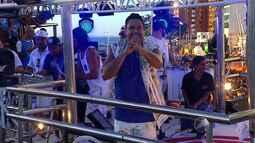 Domingo de carnaval na Barra teve Daniela Mercury, Harmonia do Samba e Bell Marques