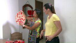Chineses comemoram hoje o começo do ano novo