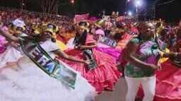 Tabajara vence o carnaval de Uberlândia pela 12ª vez consecutiva