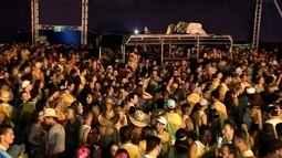 Mais de oito mil pessoas por dia curtem o carnaval sertanejo em Santa Fé do Sul