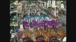 Apuração para conhecer a escola vencedora do carnaval de Joaçaba é nesta terça (9)