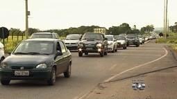 Veja como está o movimento das estradas de Goiás na volta do feriado