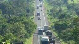 Balanço da PRF aponta redução de 45% no número de acidentes comparado a 2015