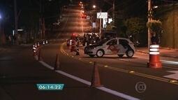 Bandidos trocam tiros com a polícia na Rodovia Fernão Dias e na Zona Sul da capital