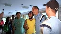 Palmeiras chega a Rio Preto para o confronto contra o Oeste pelo Paulistão