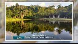 Veja as fotos do amanhecer na Paraíba