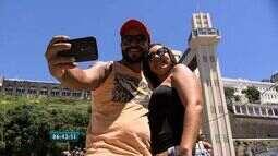 Capital baiana recebe mais de 560 mil turistas no carnaval