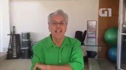 'Tinha que ser assim', diz Caetano Veloso sobre vitória da Mangueira