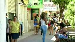 Comércio de Colatina, Noroeste do ES, volta a funcionar após o carnaval