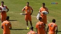 Diego Souza se prepara para reestreia com a camisa do Fluminense