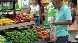 Comércio de Linhares volta a funcionar após recesso de carnaval, no Norte do ES
