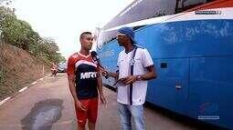 TV Bahêa - Bate-papo com o Edigar Junio, novo atacante do Bahia