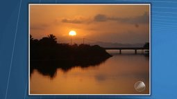 Confira a previsão do tempo desta sexta-feira (12); veja também as fotos do amanhecer