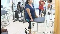 Projeto oferece tratamento aos pacientes com problemas respiratórios