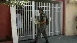 Exército vem até a região noroeste e reforça combate contra mosquito da dengue