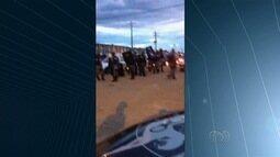 Penitenciária Odenir Guimarães (POG) tem momentos de tensão na sexta-feira em Goiás
