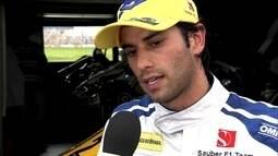 Felipe Nasr aproveita folga no DF para se preparar para nova temporada da F1