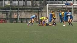 Seleção feminina de rúgbi se prepara para os Jogos Olímpicos
