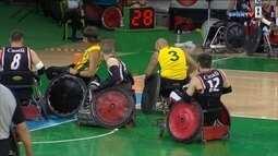 Parque Olímpico será palco de campeonato internacional de rúgbi em cadeiras de rodas