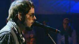 Show com o músico Tico Santa Cruz é destaque da seção 'Em Cena' neste sábado (27)