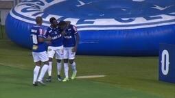 Os gols de Atlético-PR 1 x 2 Cruzeiro pela 1ª fase da Primeira Liga