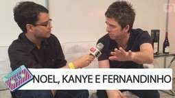 G1 entrevista Noel Gallagher - Parte 2