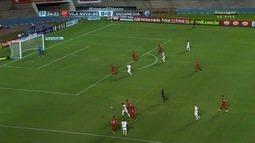 Vila Nova 0x0 Goianésia: veja os melhores momentos da partida