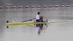 Inglaterra realiza seletiva de remo para as Olimpíadas do Rio