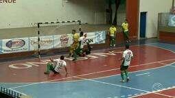 Resende vence Volta Redonda pela Copa Rio Sul de Futsal