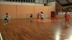Piraí vence Volta Redonda e é vice-líder do grupo B da Copa Rio Sul de Futsal