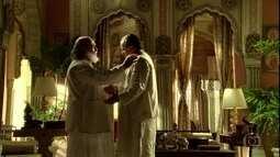 Laksmi revela que Shankar é pai de Opash